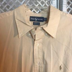 Polo Ralph Lauren Men Lg Sleeve Button Down shirt